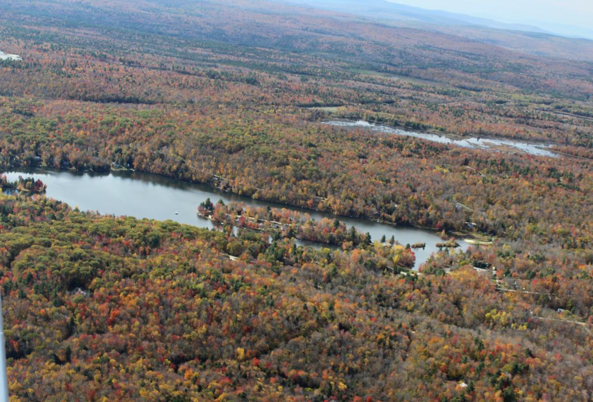 Paul Breault Robinhood Lake